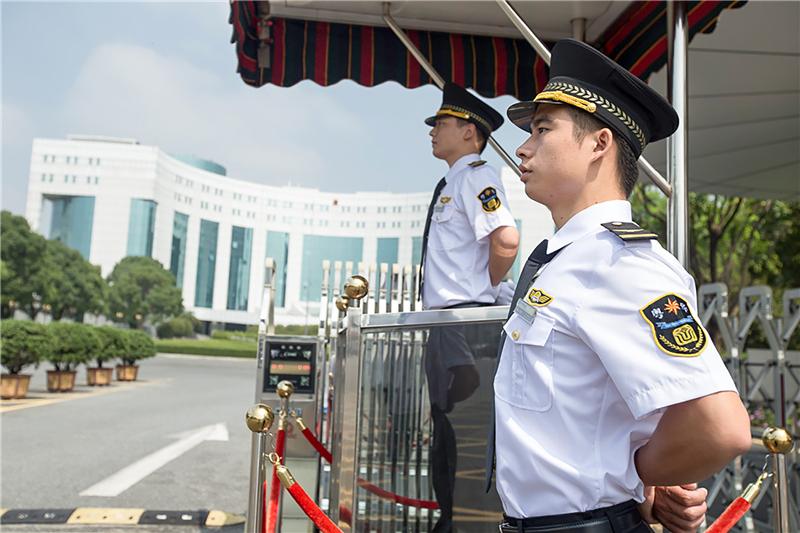 公共秩序维护服务