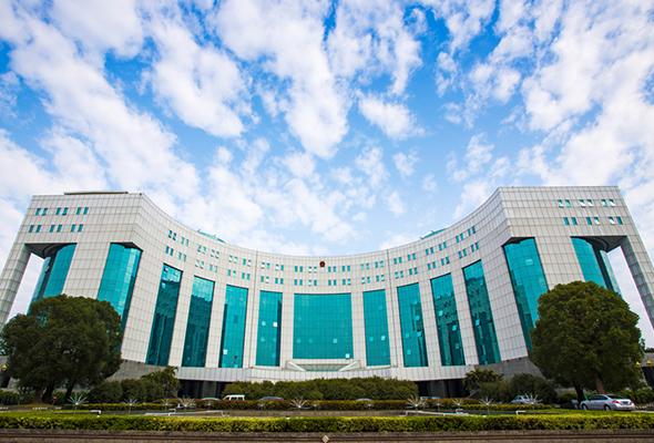 广州市番禺区行政办公中心